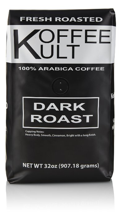 Koffee Cult Dark Roast Beans