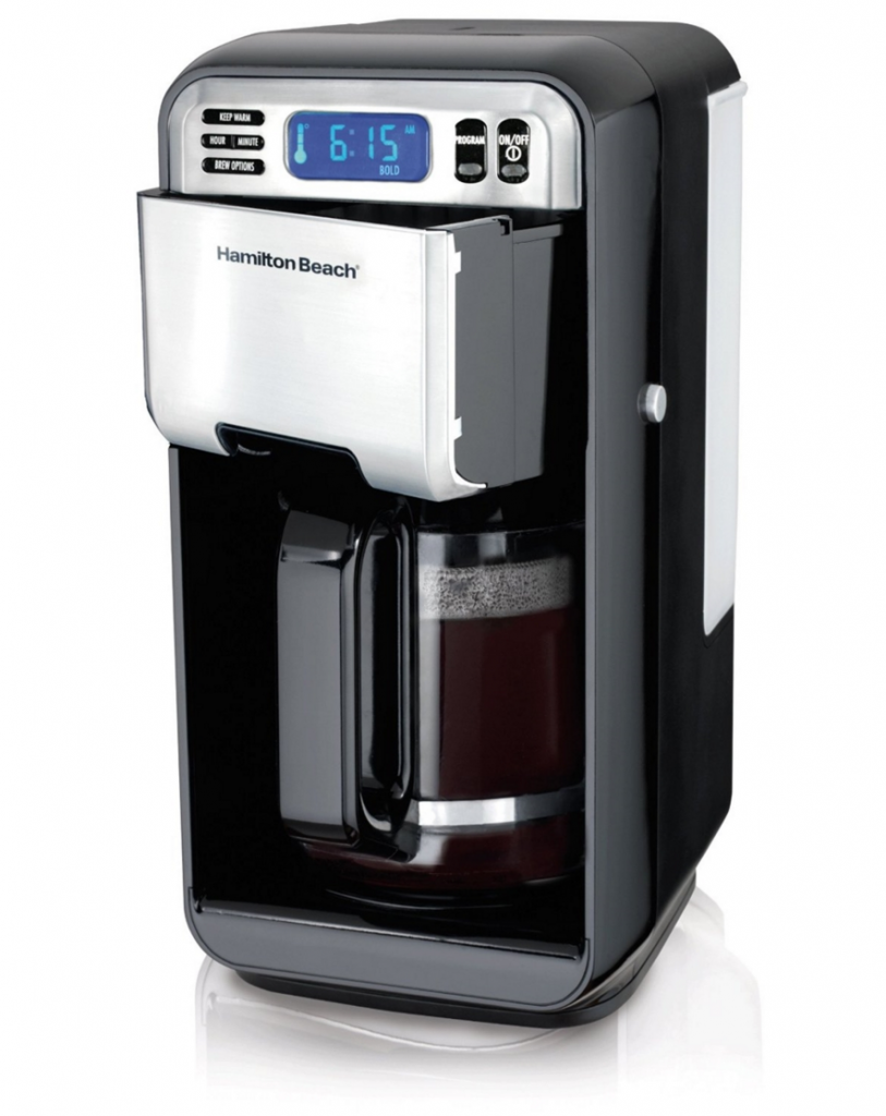 Hamilton Beach Summit 12-Cup Programmable Brew Station