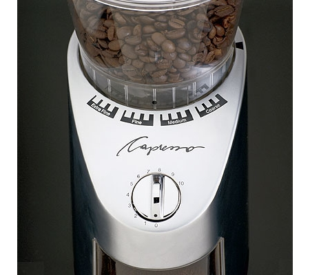 capresso 565 grinder review