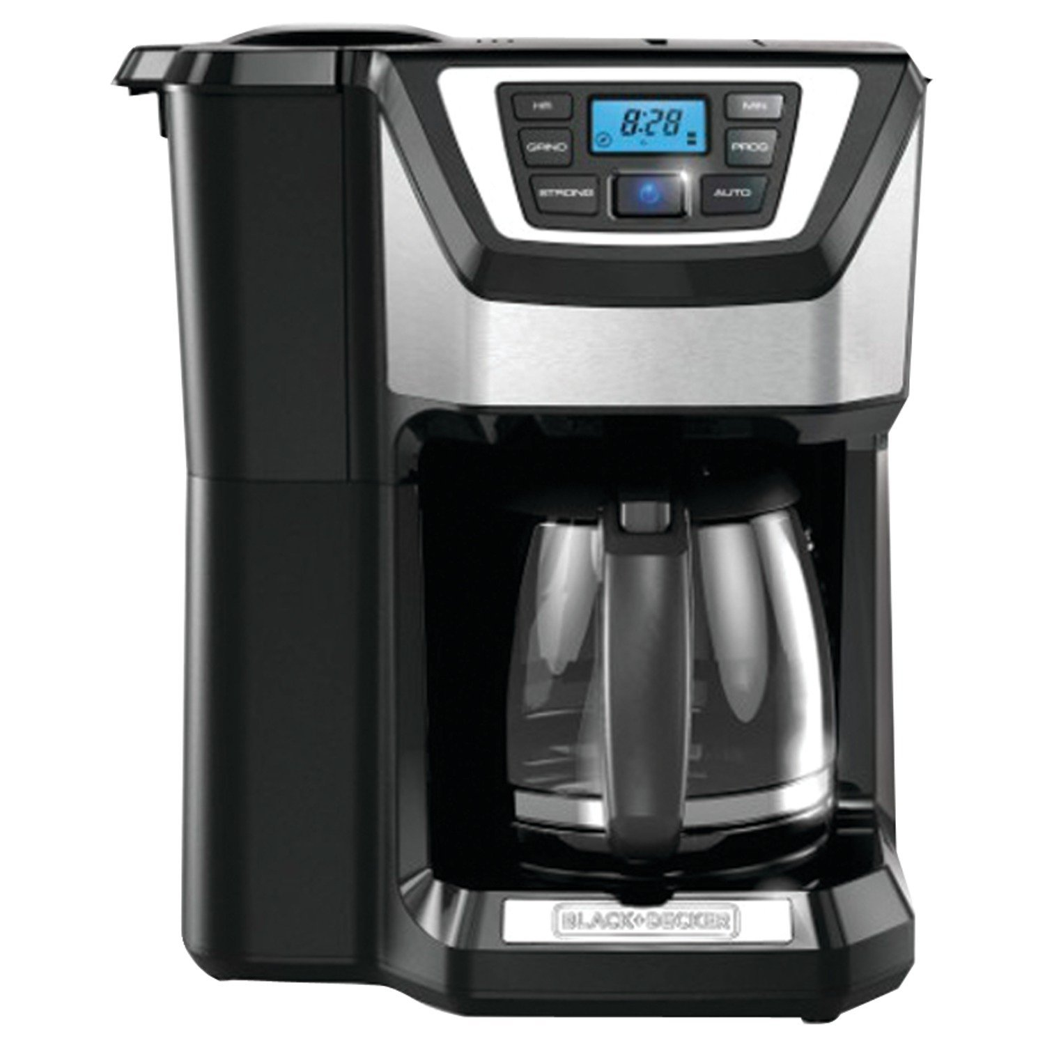 Black and Decker CM5000B 12-Cup Mill and Brew Coffee Maker
