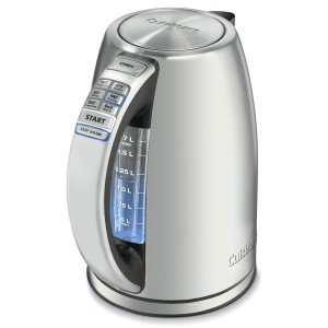 Cuisinart CPK-17 PerfecTemp Electric Kettle